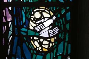 Sankt Gabriel Fenster bunt II